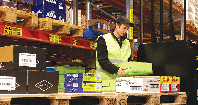 Cross docking eliminates most of the costly storage and order-picking functions