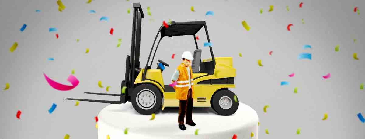 The perfect materials handling marriage