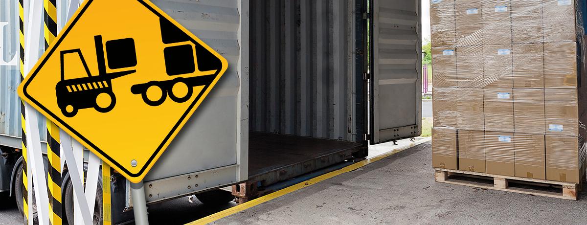Making the warehouse loading dock safer