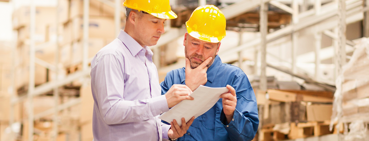 Planning warehouse safety & efficiency